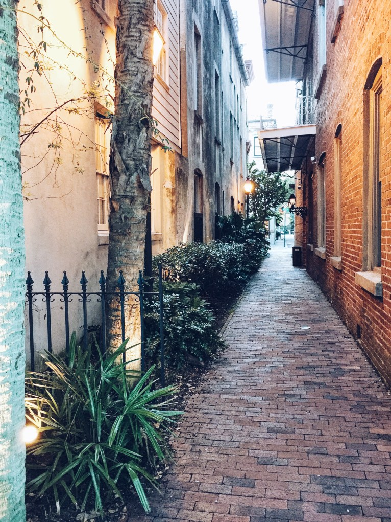 What to do in Charleston // www.polishedclosets.com