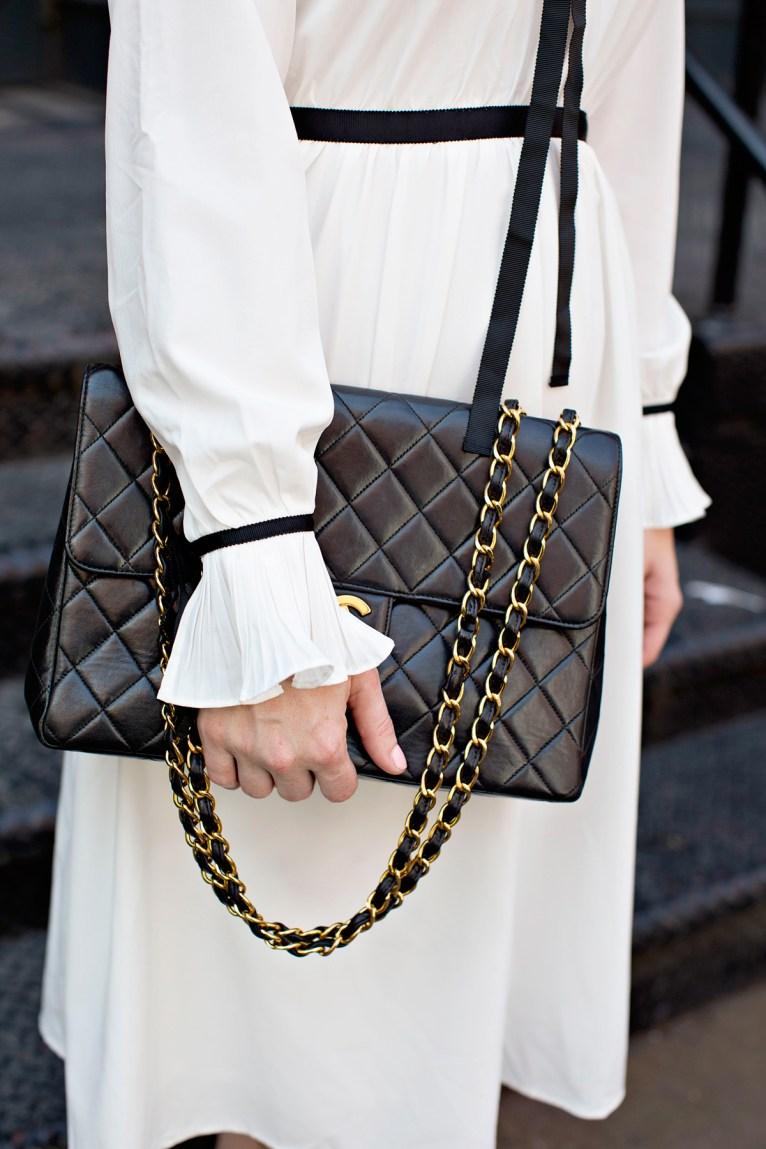 Vintage Chanel // www.polishedclosets.com