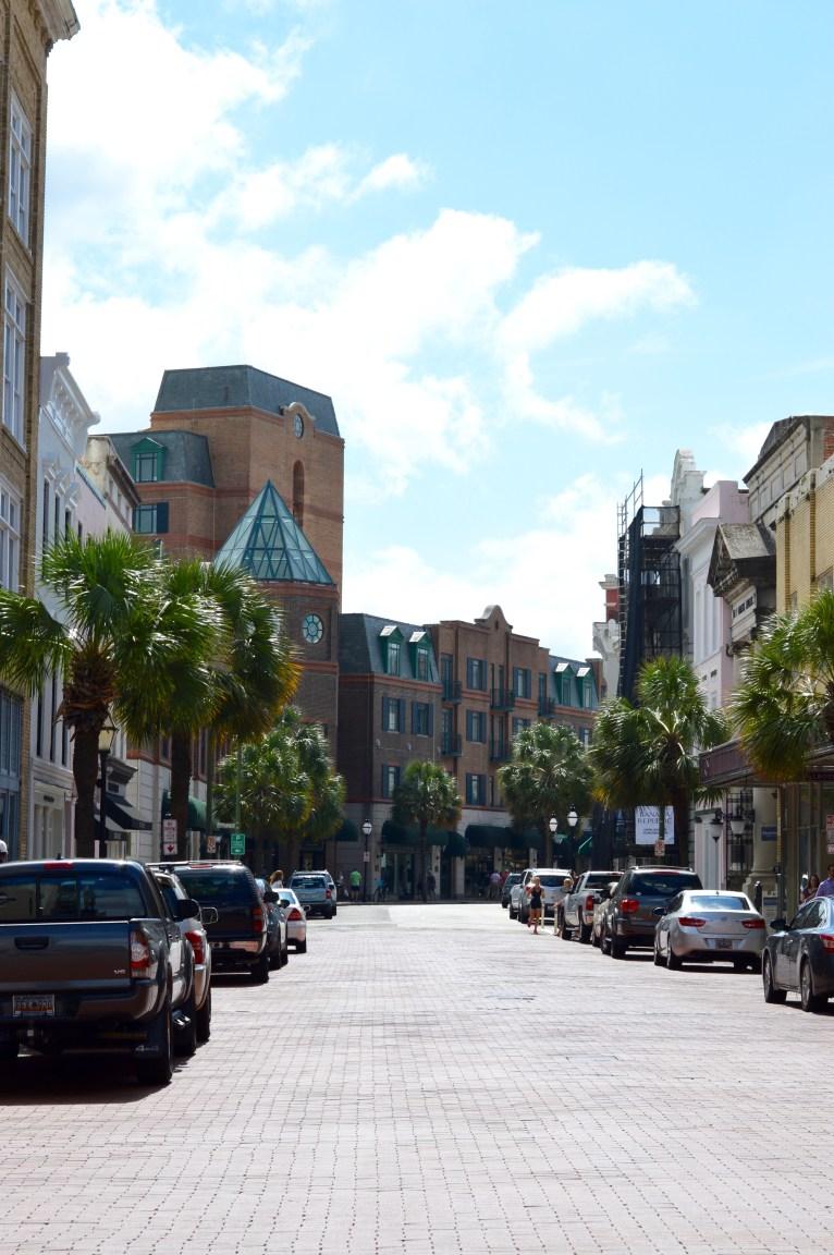 Downtown Charleston, King Street // www.polishedclosets.com