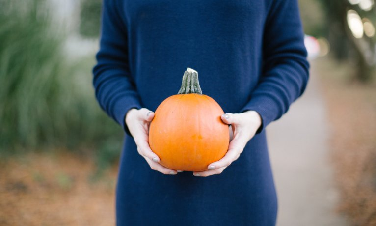A Little Pumpkin…