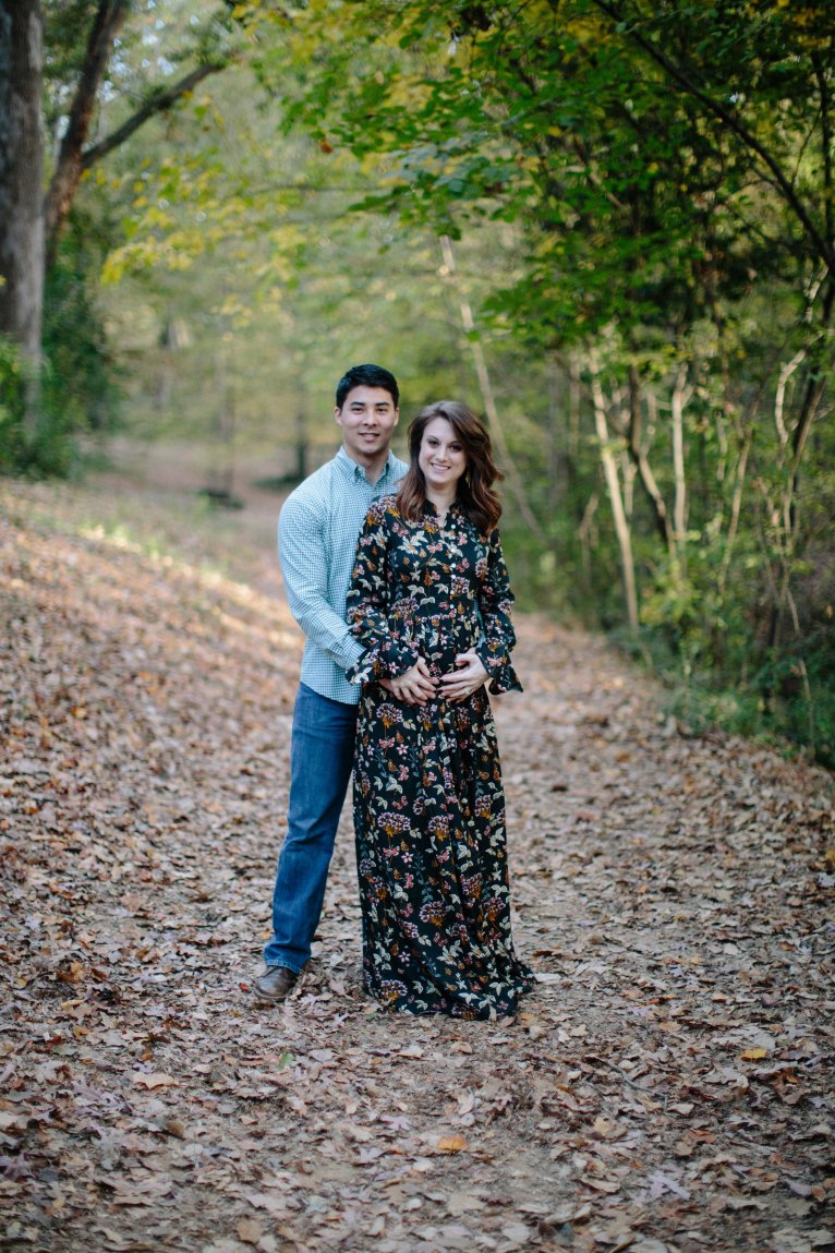 Maternity Photos in Fall