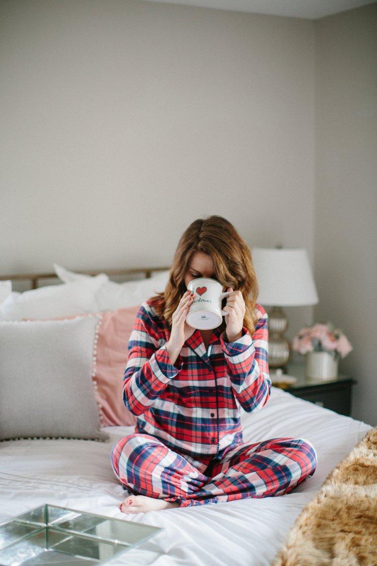 The Best Christmas Pajamas // www.polishedclosets