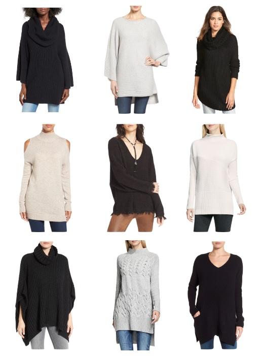 Chic Baggy Sweaters // www.polishedclosets.com