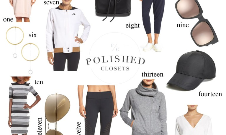 The Look // Athleisure