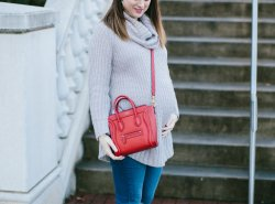 Neutral Sweater // www.polishedclosets.com