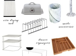 kitchen organization essentials // www.polishedclosets.com