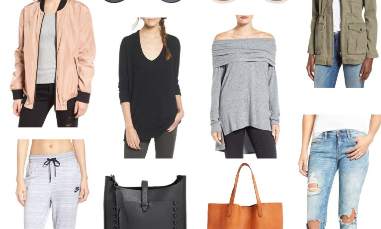 The Look // Mom Chic