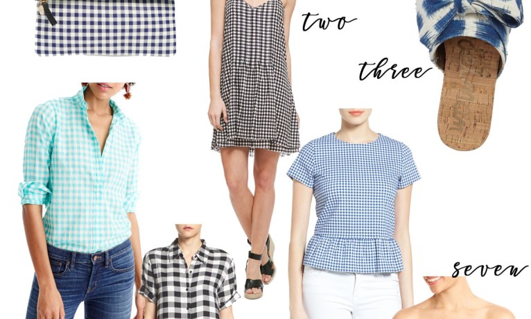 Pick of the Week: The Classic Gingham Fabric