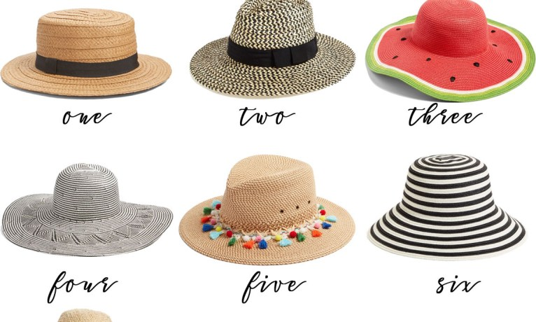 Pick of the Week: Summer Sun Hats