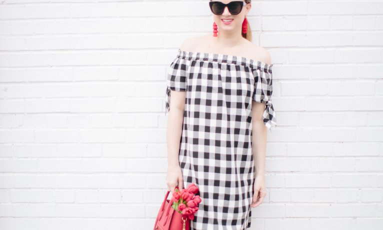 The Ultimate Gingham Dress