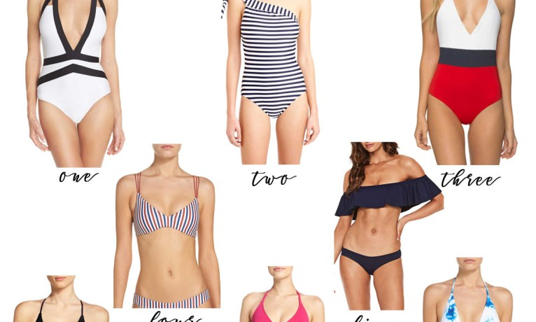 Pick of the Week: Cute Summer Swimsuits