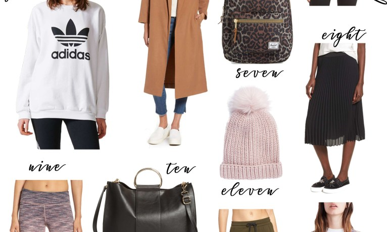 The Best of Fall Athleisure – What You Need Now!