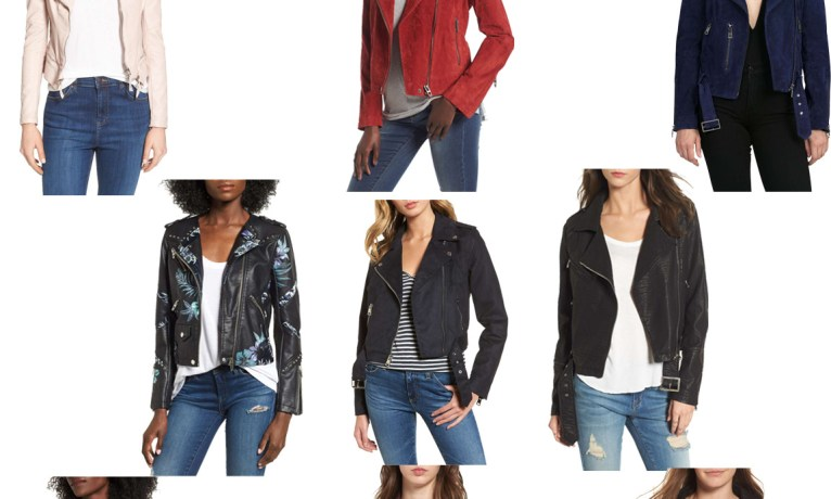 Pick of the Week: Moto Jackets