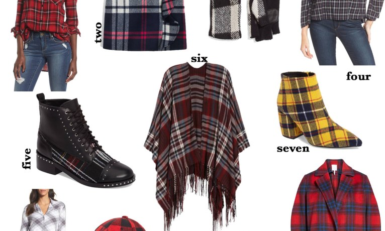 Pick of the Week: Mad for Plaid Clothing