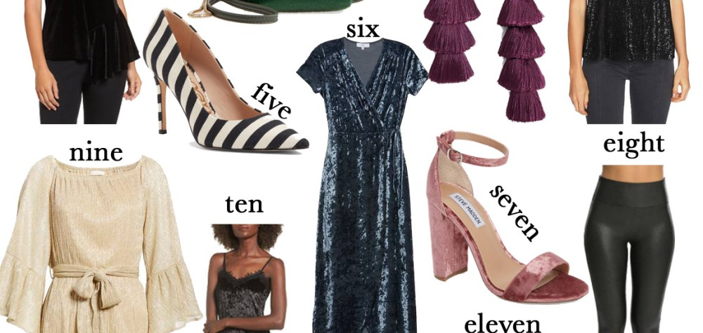 Pick of the Week: New Year's Eve Outfits