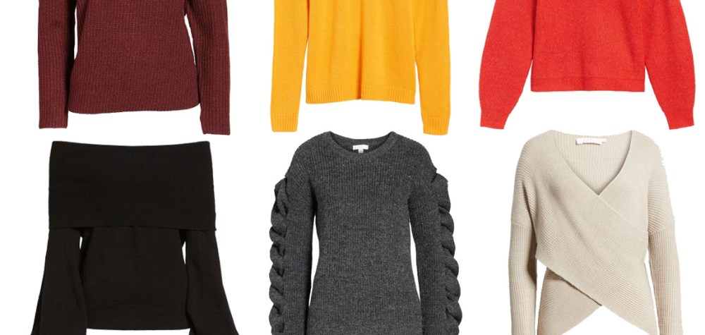 Top 9 Sweaters Under $100