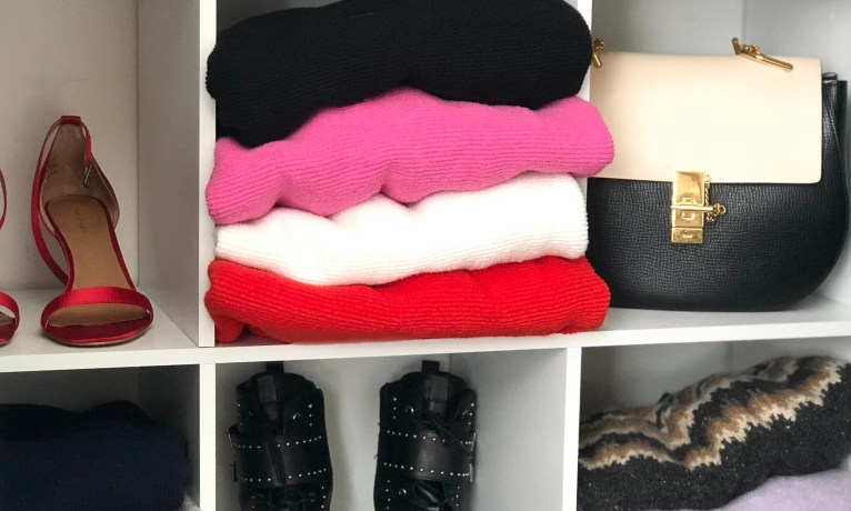 A Step-by-Step Guide to Organizing your Sweaters