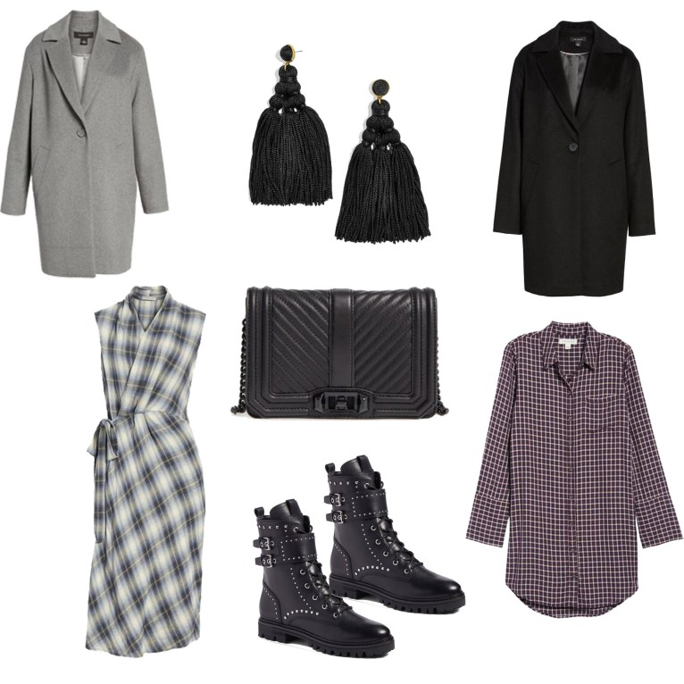 how to wear a moto boot with dresses