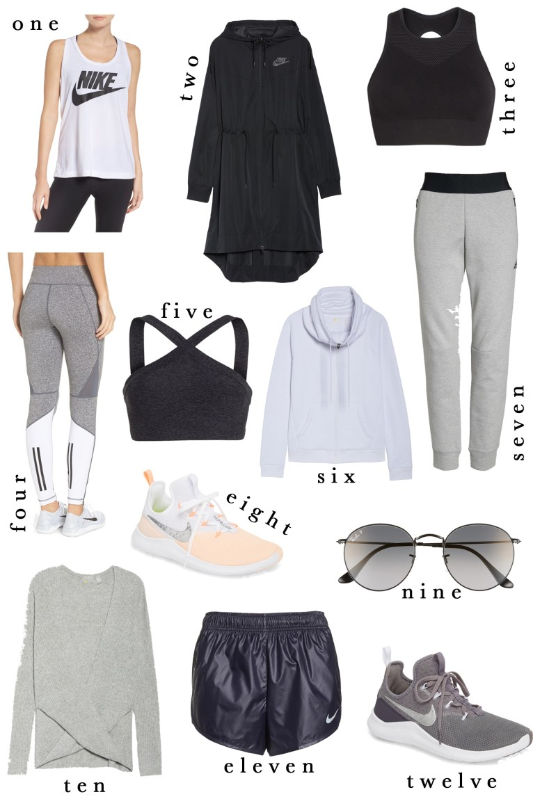 b89cec7f3 Nordstrom Sale Athleisure Picks - Polished Closets