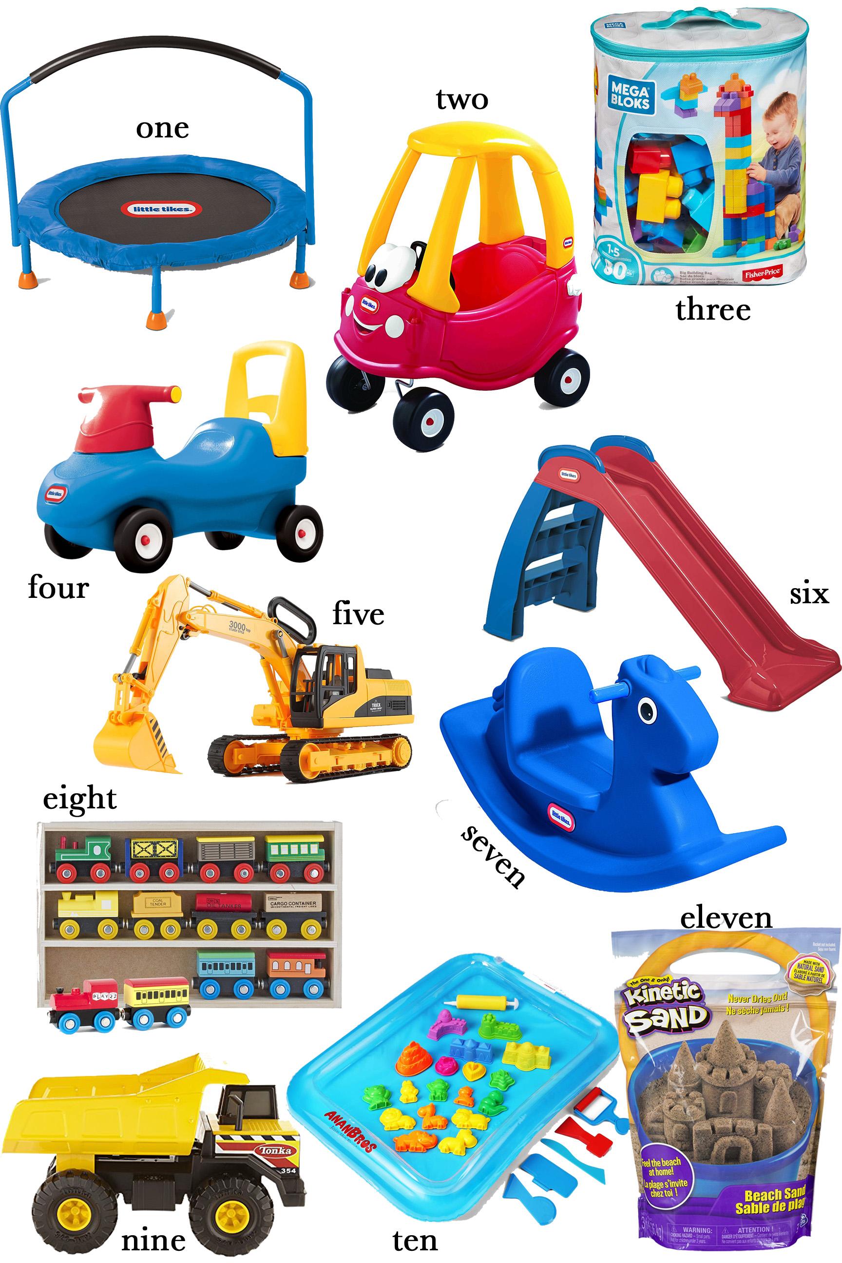 Best Toys For Toddler Boys