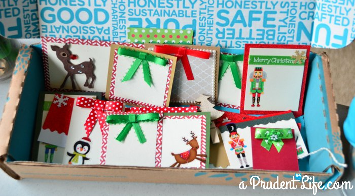 Wrapping Station - Gift Tags