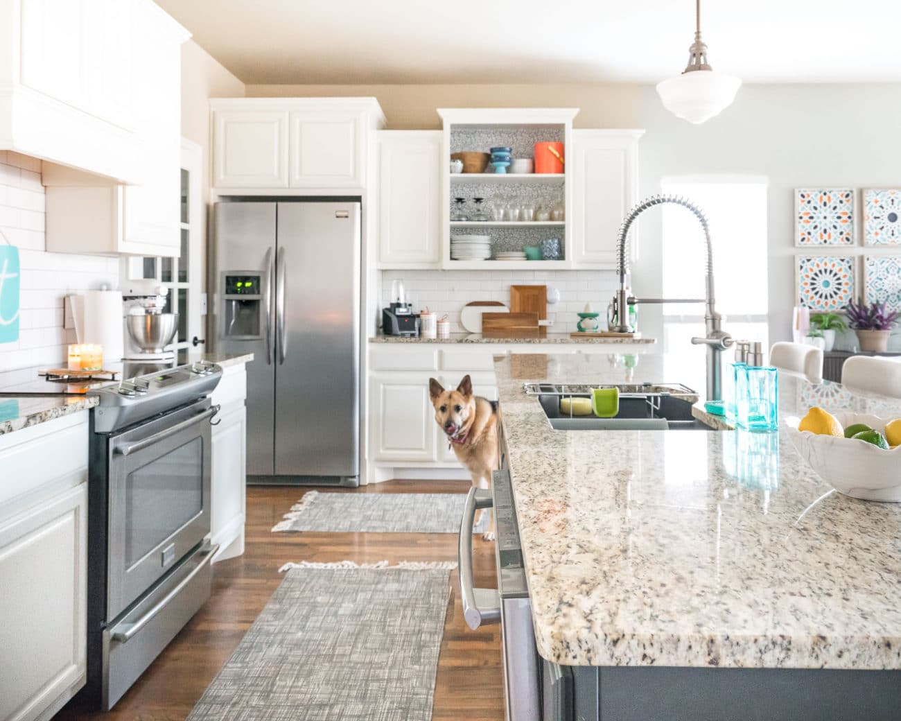 How to Organize Kitchen Cabinets - Polished Habitat
