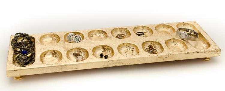 Wood Jewerly Organizer-19