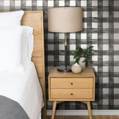 Buffalo Check Wallpaper - Removable