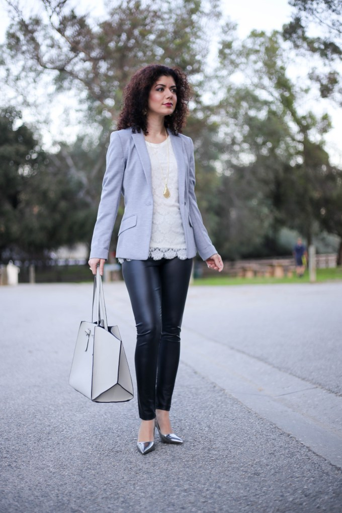 f298fd77f848e Polished whimsy wears leather leggings for work ...