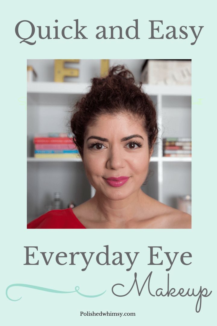The Beauty Beat My Go To Everyday Eye Makeup