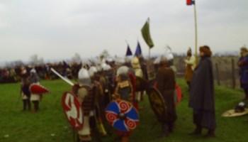 Knights in Krakow Poland