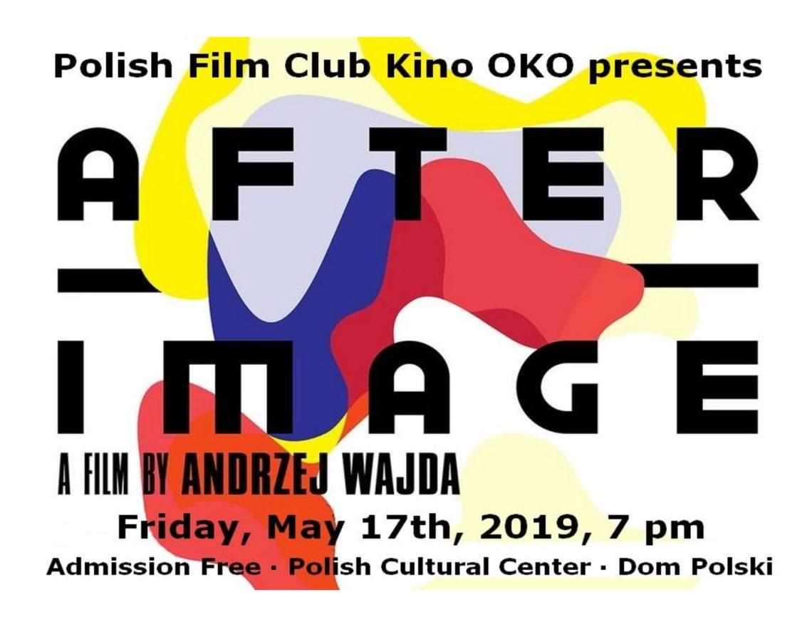 Polish Film Club OKO presents: POWIDOKI (Afterimages)