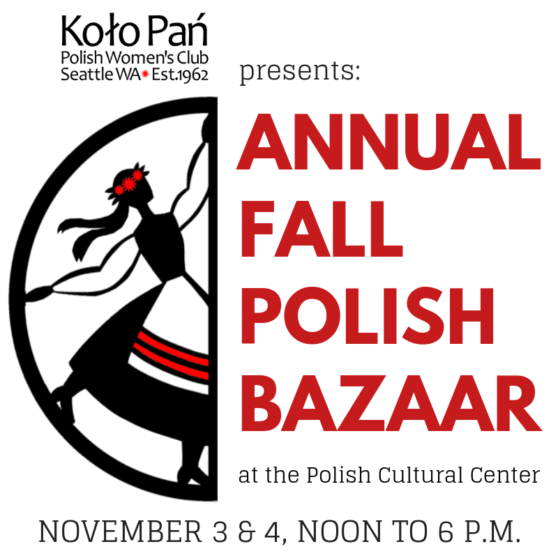 Annual Fall Polish Bazaar