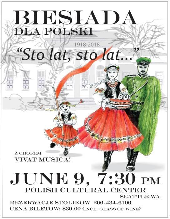 "Biesiada dla Polski ""Sto lat, sto lat…"" by Choir Vivat Musica!"