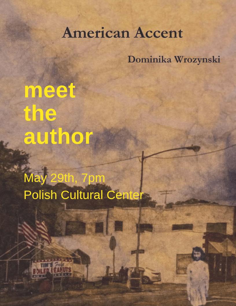 Meet the author: Dominika Wrozynski