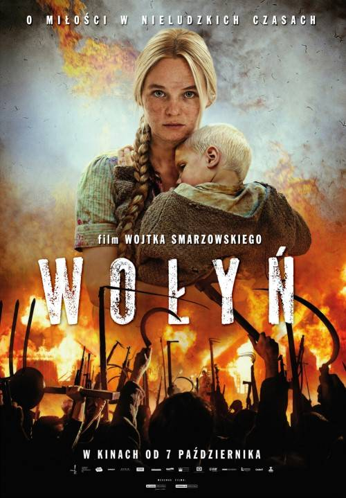 Polish Film Club OKO presents: WOŁYŃ (Volhynia / Hatred)