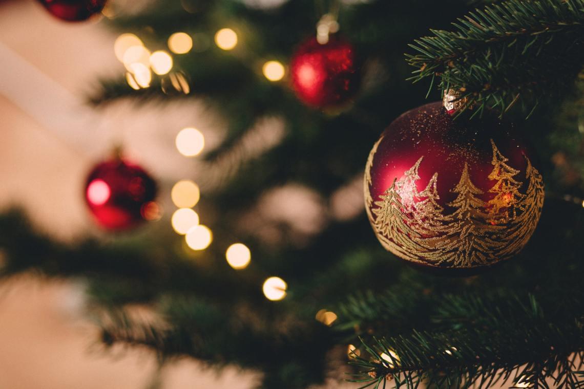 Christmas Caroling & Wafer Sharing