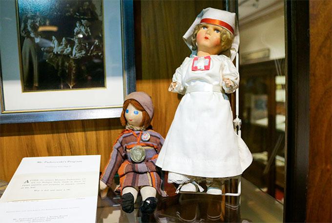 Lalki Heleny Paderewskiej, 1915–1919, Muzeum Polskie w Ameryce, Chicago, fot. Rafał Muskała, dzięki uprzejmości M. Grassmann