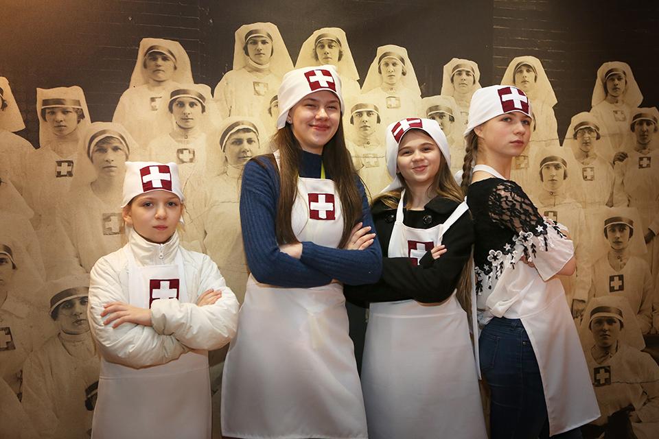 100 years of the Polish Red Cross | 100 lat Polskiego Czerwonego Krzyża