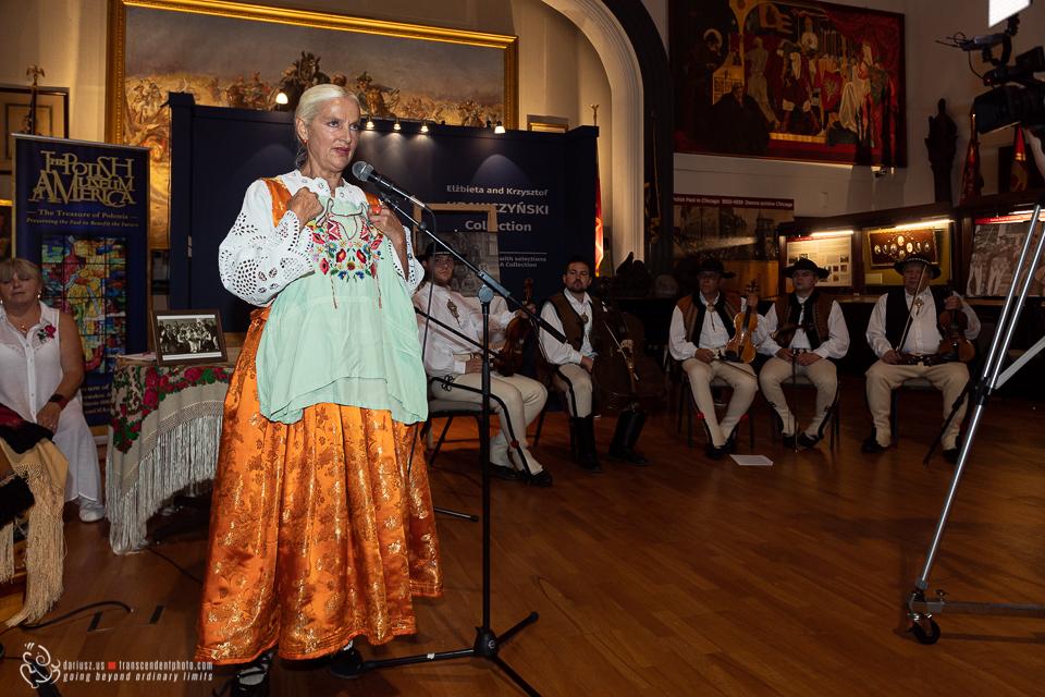 Anna Szyzdek-Karska 40 lat pracy