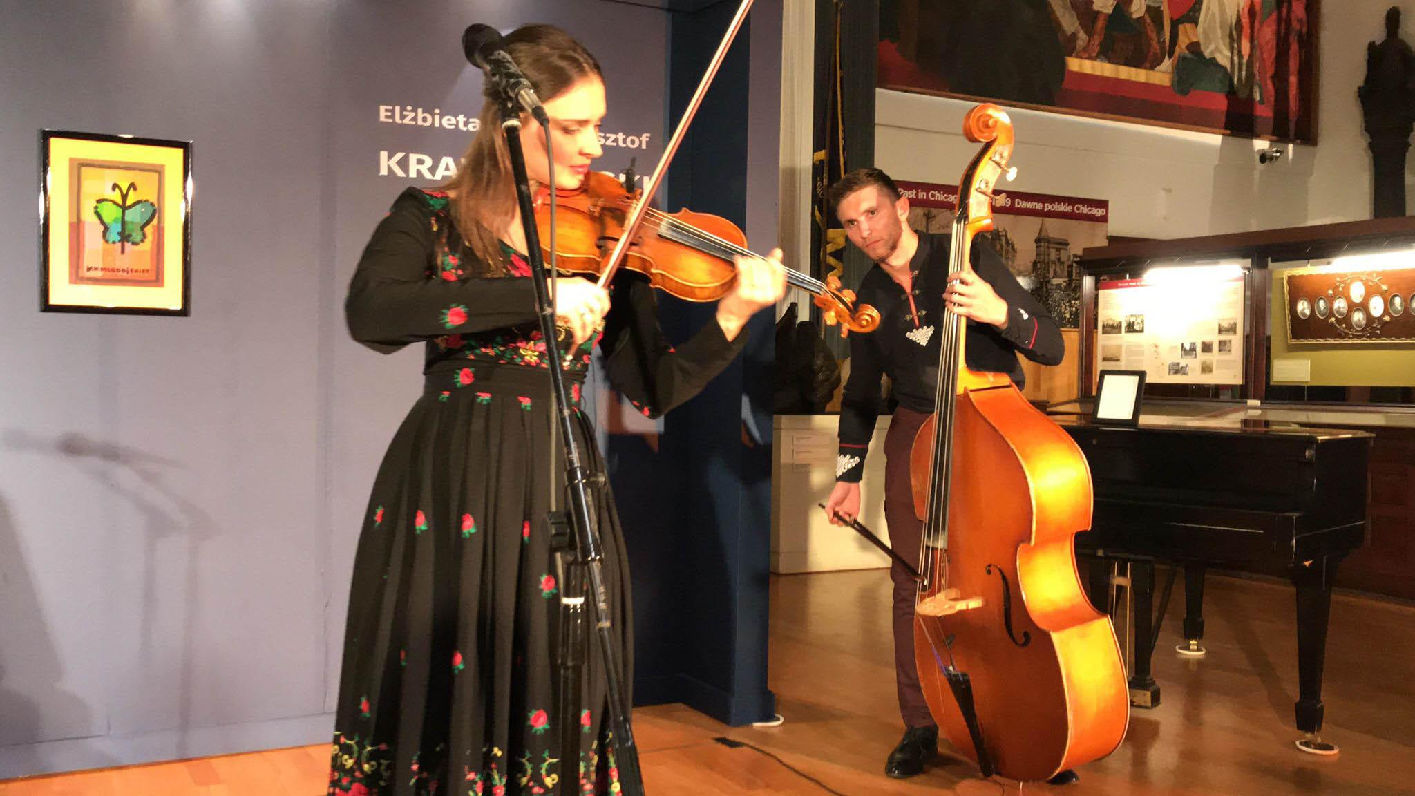 TEKLA KLEBETNICA performed at the PMA