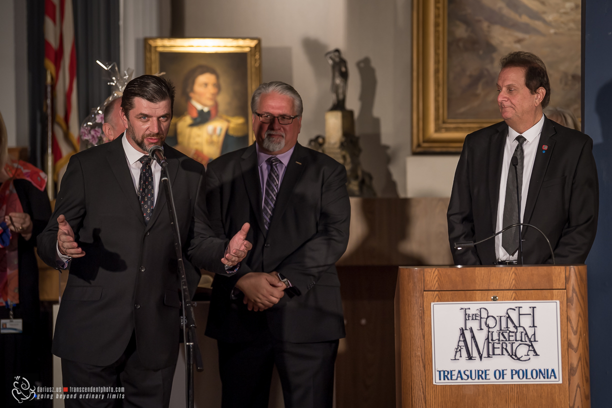 The Polish Museum of America's virtual 40th Gala