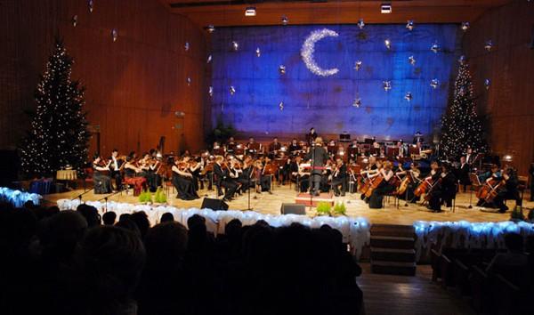 Sylwester w filharmonii