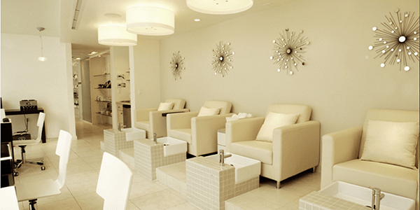 10 Nail Salon Interior Design Ideas Here are some nail salon decorating ideas to take inspiration from