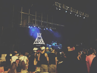 Fall Out Boy, Concert, FOB