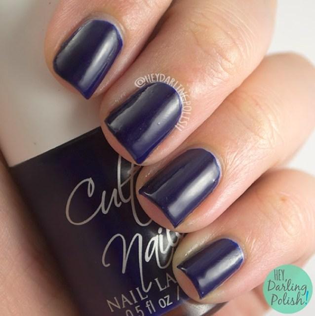 nails, nail polish, indie polish, cult nails, time traveler, cult nails time traveler, hey darling polish, the great polish giveaway of 2014