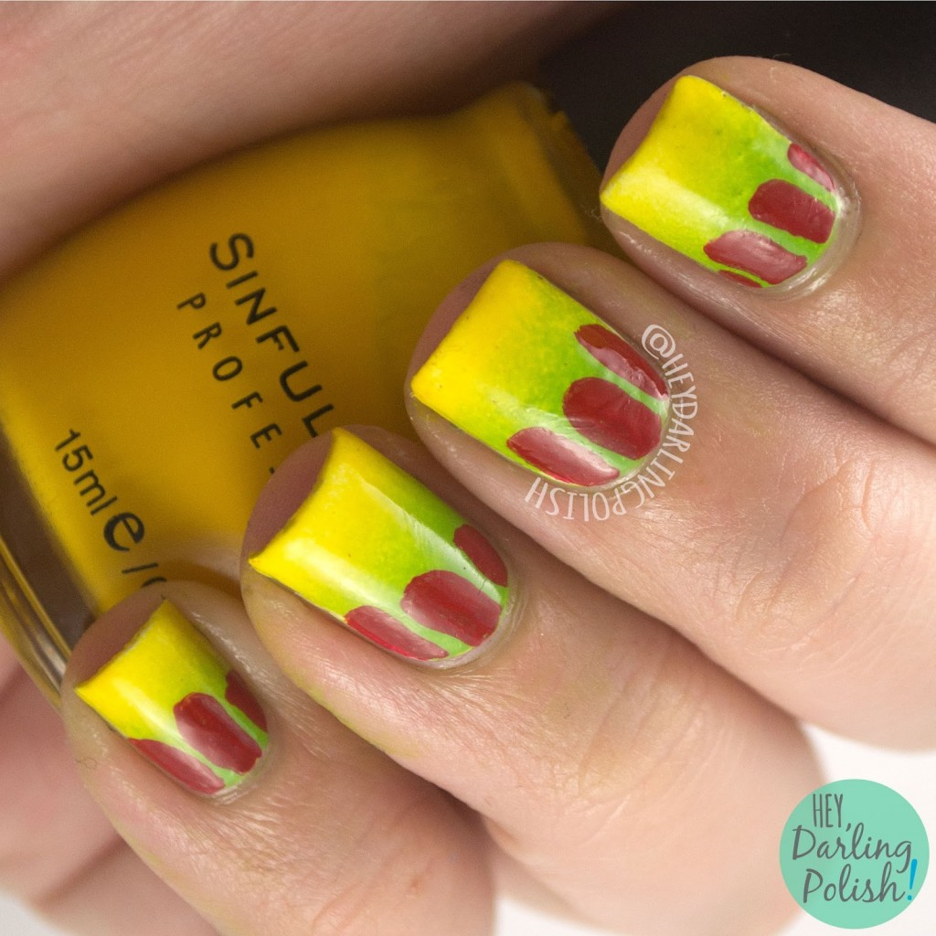 31 Day Challenge: Inspired By A Movie • Polish Those Nails