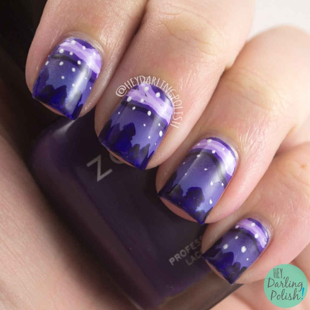 The Nail Art Guild: The Great Outdoors • Polish Those Nails