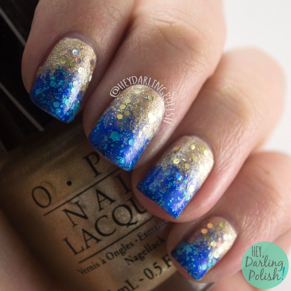 NAIL Linkup: New Year\'s Eve • Polish Those Nails