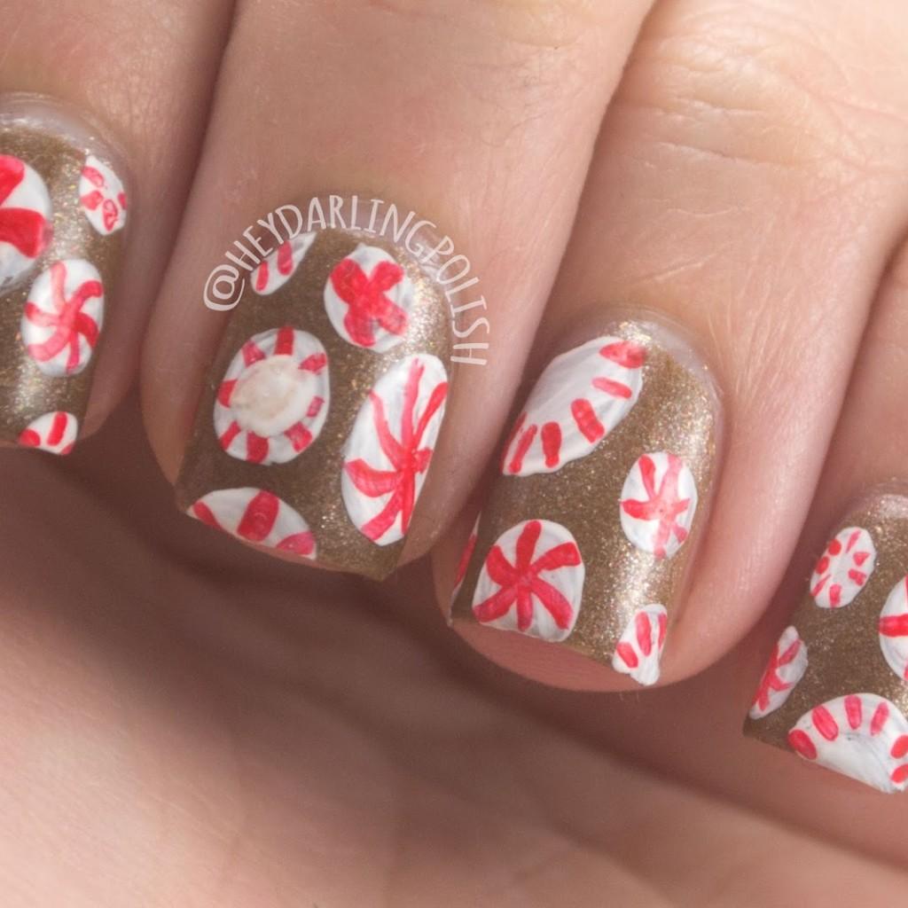 Lac Attack Festivus Collection Nail Art Polish Those Nails
